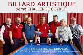 Challenge Coyret
