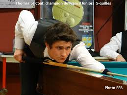 Finale de France 5 Quilles Juniors 2014