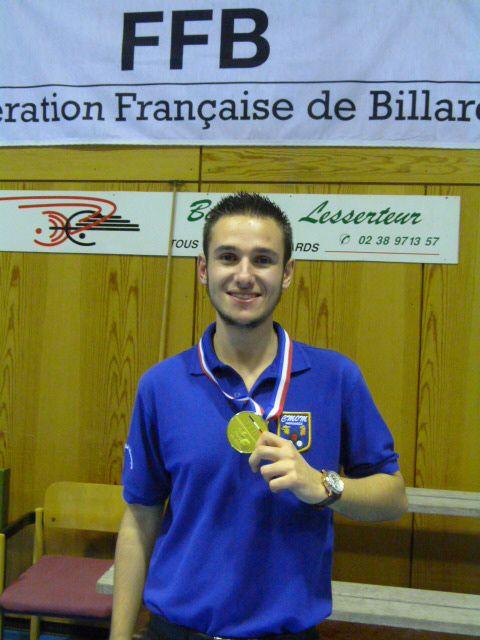 G. ROUBY (Champion de France)