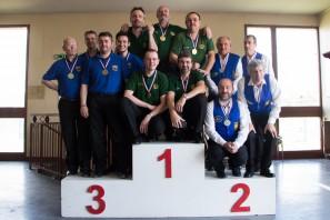 Finale 5 Quilles par équipes 2016